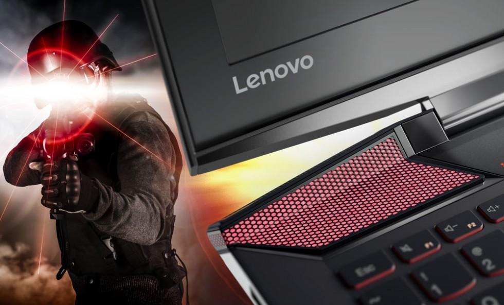 Lenovo Y to seria notebooków stworzona z myślą o graczach, którym zależy zarówno na wydajności, jak i niebanalnym designie sprzętu